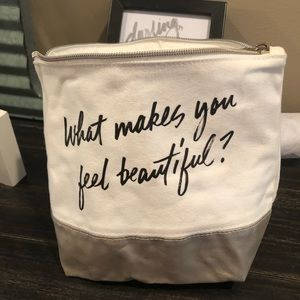 Makeup bag from bareMinerals